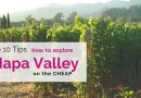 10 Tips to doing Napa Valley on the Cheap!